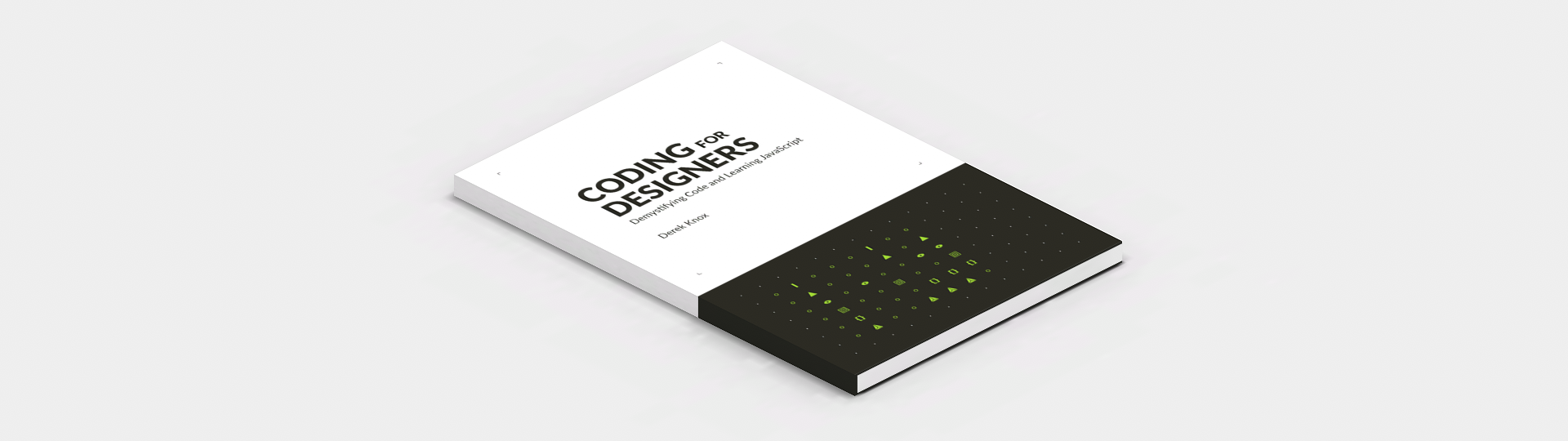 Coding for Designers Book